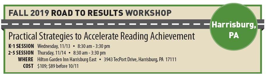 Harrisburg RTR Fall 2019 Header