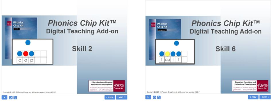 PCK Digital Add-on -both