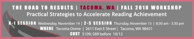 95 Percent Group Tacoma Fall Public Workshop